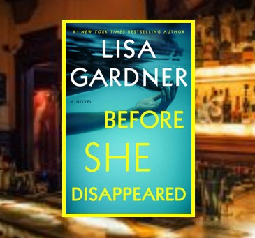 Before She Disappeared - a mysterious woman is obsessed with finding a missing teenage girl.