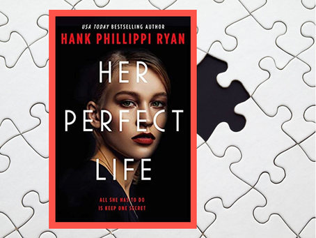Her Perfect Life - a journalist's long-hidden secrets risk being revealed.