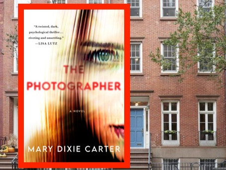 The Photographer - a fast-paced, creepy cautionary tale.