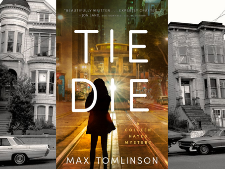 Tie Die (Colleen Hayes, #2) - the daughter of a faded rock star from the 60's is kidnapped.