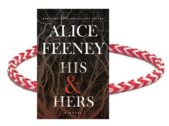 His & Hers - a dark, twisty dual-narrative you won't be able to put down.