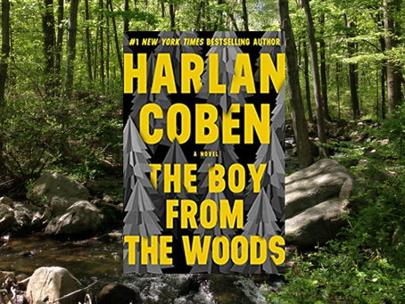 The Boy From The Woods - Harlen Coben fans are in for a treat.
