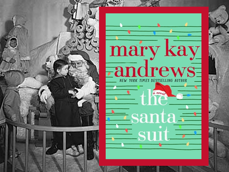 The Santa Suit - a sweet story to get you in the mood for the holidays.