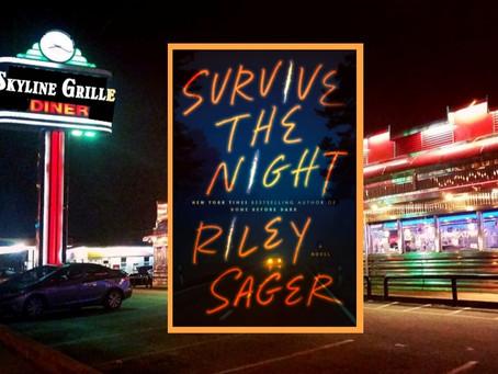 Survive the Night - an entertaining, atmospheric thriller.