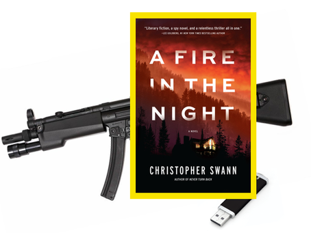 A Fire in the Night – a couple is murdered and the killers seek their witness daughter.