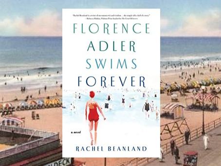 Florence Adler Swims Forever - love, loss and healing in 1934, New Jersey.