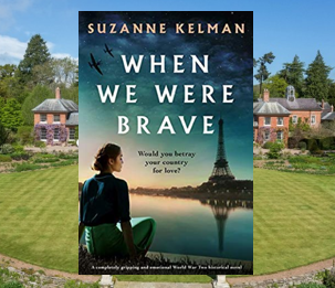 When We Were Brave - an unforgettable and heartbreaking story about love and betrayal during WWII.