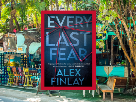 Every Last Fear - a riveting, twisty thriller you won't want to put down.