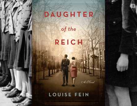 Daughter of the Reich - the rise of Nazism through the eyes of a German girl.
