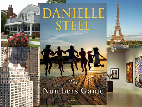Age is just a number in Danielle Steel's The Numbers Game.