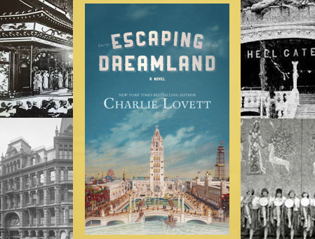 Escaping Dreamland - enjoyable historical fiction set in New York City.