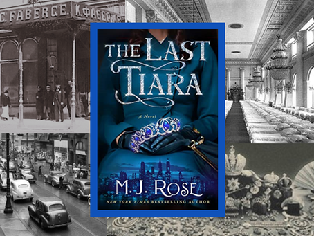 The Last Tiara - from the final days of the Romanovs to 1940s NYC.
