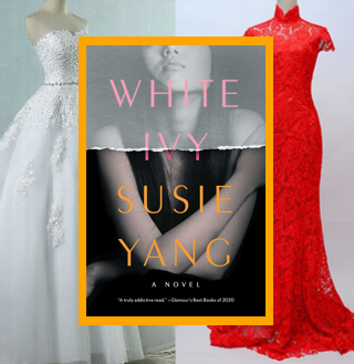 White Ivy - a gripping, dark story of a woman caught between two worlds.