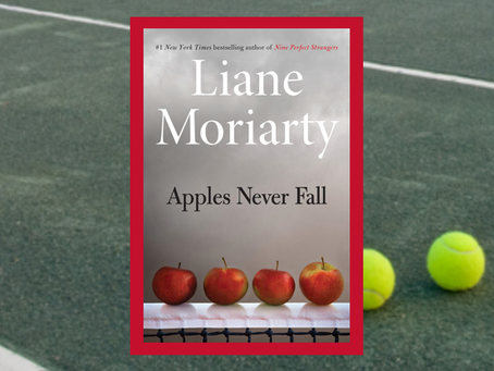 Apples Never Fall - a mother goes missing and family secrets emerge.