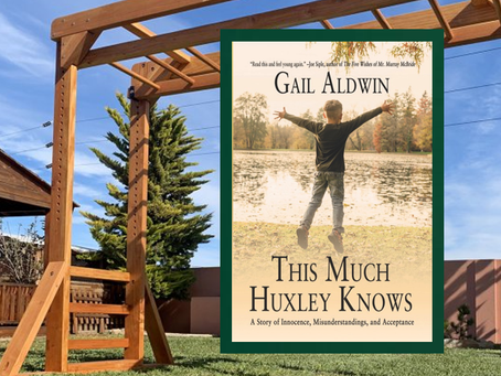 This Much Huxley Knows - a moving and joyous story about a special boy.