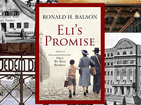Eli's Promise - a moving story about one man's quest for justice.