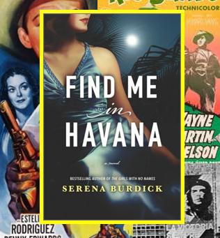 Find Me in Havana - a moving story of Cuban-born singer and actress Estelita Rodriguez.