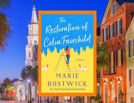 The Restoration of Celia Fairchild - a heartwarming story of redemption set in Charleston.