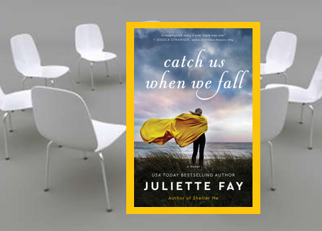 Catch Us When We Fall - a young woman battling addiction finds hope.