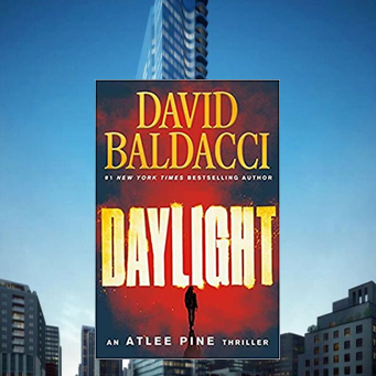 Daylight (Atlee Pine #3): an action-packed thriller perfect for Baldacci fans.