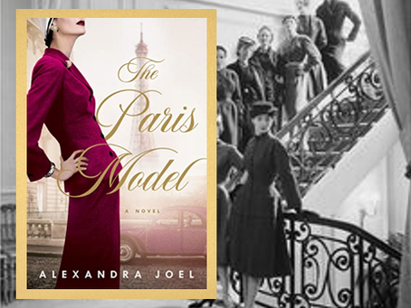 The Paris Model - from a farm in Australia to the glamour of the House of Dior in post-war Paris.