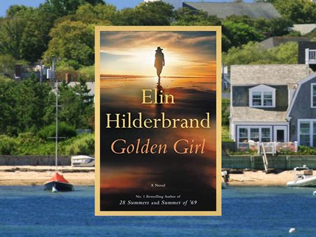 Golden Girl - a popular novelist gets a chance to help her family after her sudden demise.