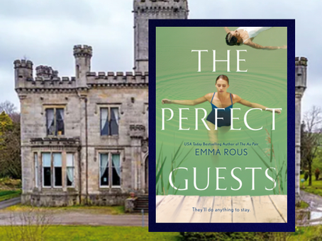 The Perfect Guests - an enjoyable, gothic-style thriller set in a house filled with secrets.