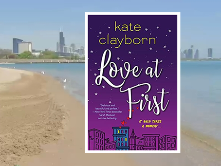 Love at First - a sweet romance that will brighten your day.