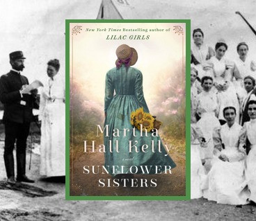 Sunflower Sisters - the third and final book in the heartbreaking and inspiring Lilac Girls series.