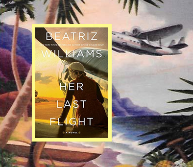 Her Last Flight - a captivating story of adventure, courage and love.