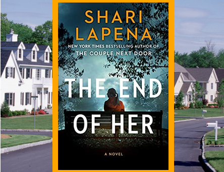 The End of Her - a skillful psychological thriller where you won't know who is telling the truth.