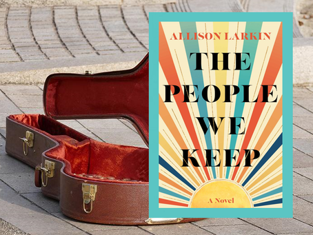 The People We Keep - a young woman's difficult journey and the people she meets along the way.