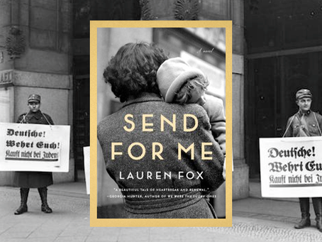 Send for Me - a moving story of love and hope spanning four generations of women.