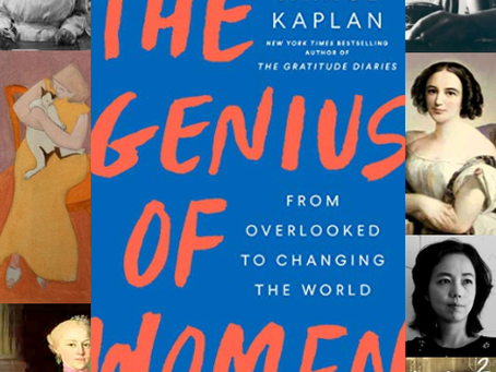 The Genius of Women - a celebration of exceptional women.