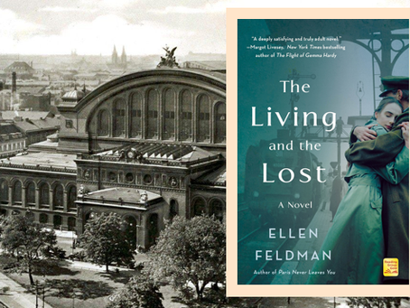 The Living and the Lost – a young woman who escaped Germany returns to find her family.