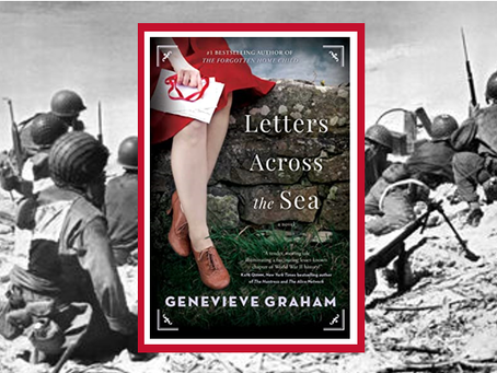 Letters Across the Sea – friendship, love and loss among two Canadian families during World War II.