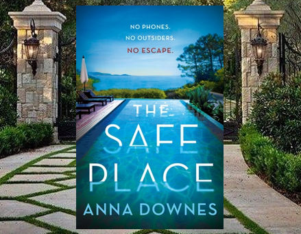 The Safe Place - an enjoyable, good old-fashioned thriller.