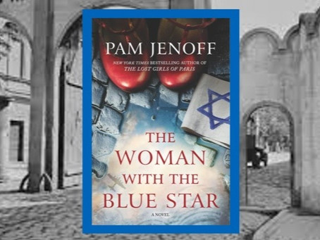 The Woman with the Blue Star – a haunting WWII-era story of friendship and the will to survive.