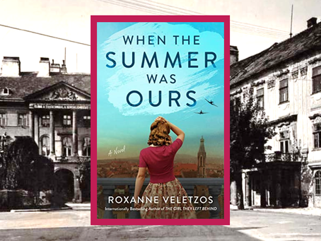 When the Summer Was Ours - a moving story of love and loss during wartime.