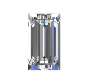 Baguette Cut Diamond