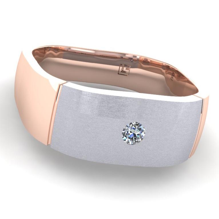 Tapered Cushion Shape Diamond Set