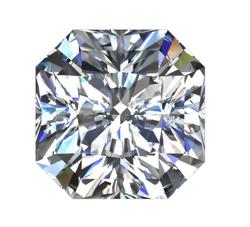 Square Radiant Cut Diamond
