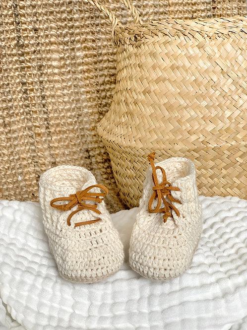 Les chaussons de naissance