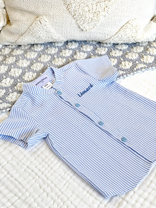 Le sophistiqué, chemise