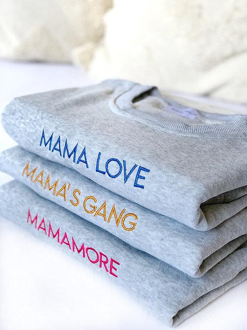 Le sweat-shirt Mom, collection fête des mères