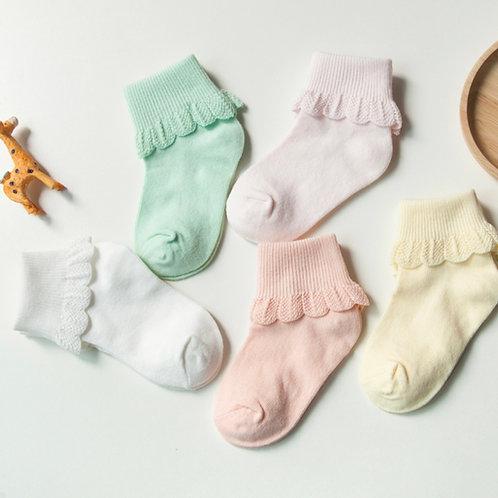Les mignonnettes, chaussettes