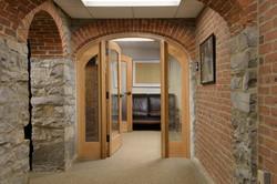 F&M Old Main Doors