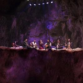 Diwan Saz at the cave