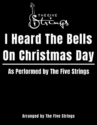 """I Heard the Bells on Christmas Day"" Sheet Music"
