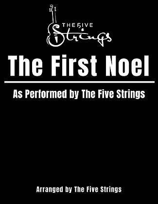 """The First Noel"" Sheet Music"